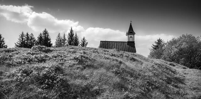 Iceland - Þingvellir church
