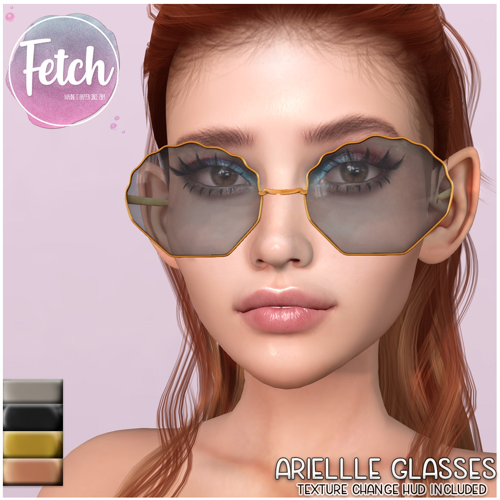 [Fetch] Arielle Glasses @ Uber!