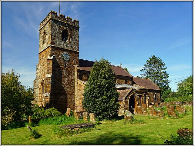 St Mary the Virgin, Woodford Halse