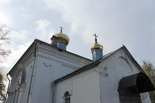 22.05.2020   Престольный праздник в деревне Наволок
