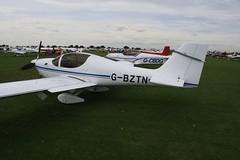 G-BZTN Europa [PFA 247-13715] Sywell 300819