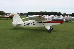 G-BYYC Sister SF-2A [PFA 182-12311] Sywell 300819
