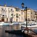 Martigues : le canal Saint-Sébastien