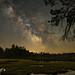 Bohall Lake Milky Way