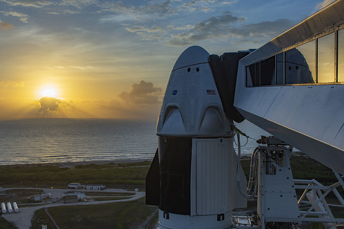 Crew Demo-2 | by Official SpaceX Photos