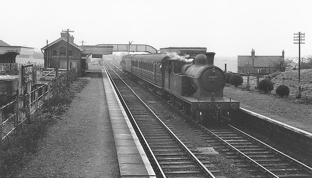 67427. Tuxford Central c1950's.