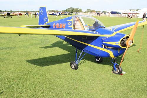 G-BLMW Tipsy T66 Nipper IIIB [PFA 025-11020] Sywell 300819