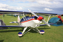 G-BKCV EAA Acro-Sport II [PFA 072A-10776] Sywell 310819