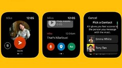 Messenger.In roll-out lo spin-off Facebook Kit, per chattare su Apple Watch