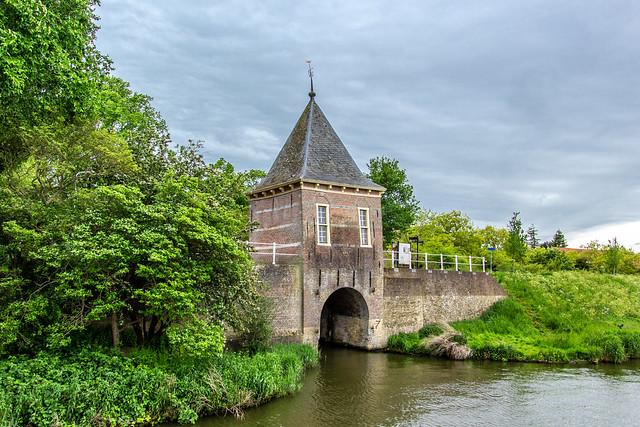 Waterpoort Oude Gouwsboom