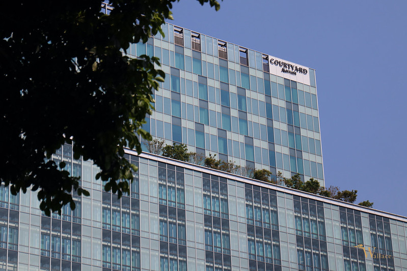 台北國泰萬怡酒店