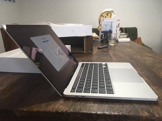MacBook Pro 2020 & PowerBook G4/1.67GHz