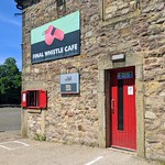 Final Whistle Cafe open today