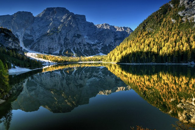 Braies Sunrise