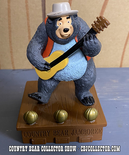 2006 Disney Parks Character Big Al PVC Figure - CBCS #256