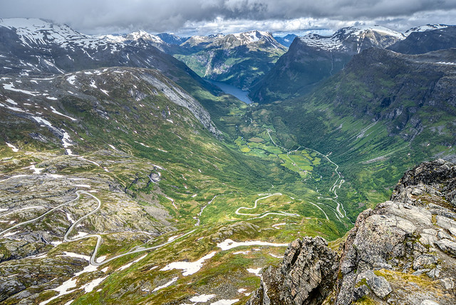 Dalsnibba View point - Norway