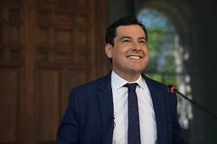 2020_05_25 Videoconferencia con los alcaldes de las capitales andaluzas.