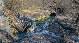 Historic Culvert 82: Before the deluge (2)