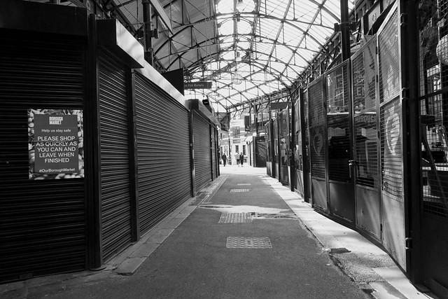 Borough Market & COVID19