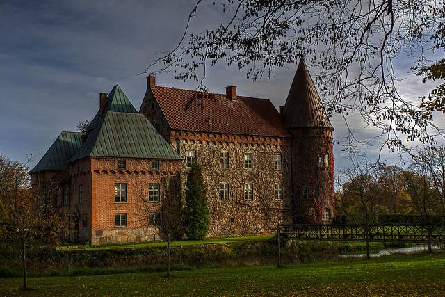 Ørtofta castle