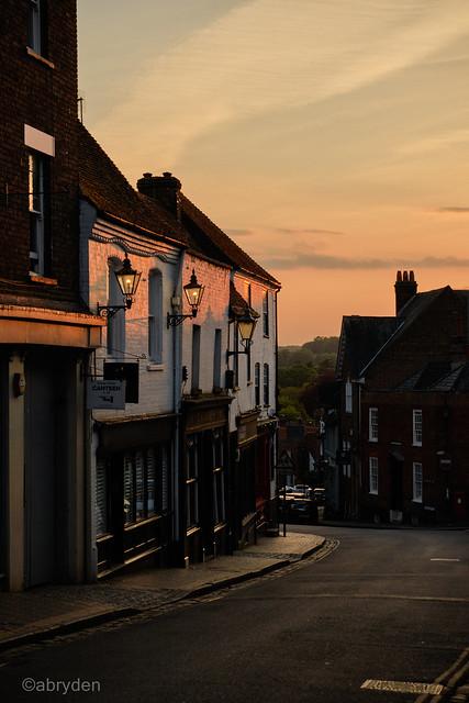 George Street, St Albans, Hertfordshire