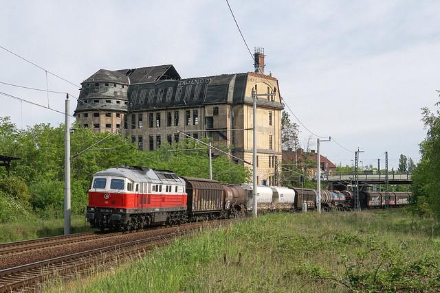 232 294 DB Cargo AG | Leipzig-Leutzsch | Mai 2020