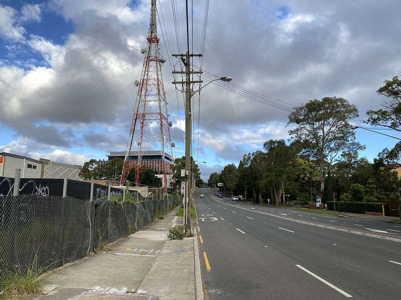 ABC Tower, Pacific Highway