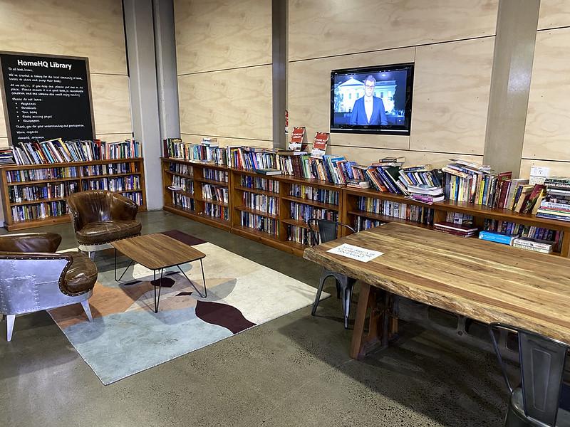 Home HQ Artarmon community library