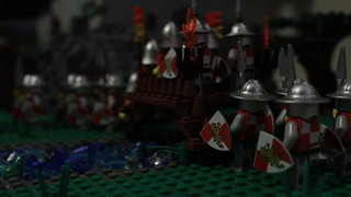 Lego Medieval Manor House