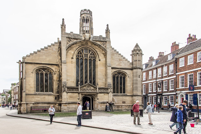 St Michael le Belfrey, York, England
