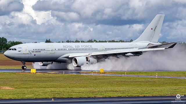 Royal Air Force ZZ338 Airbus KC2 Voyager (A330-243MRTT)