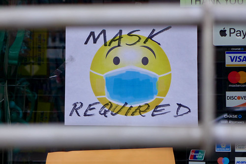 Mask required | by pburka
