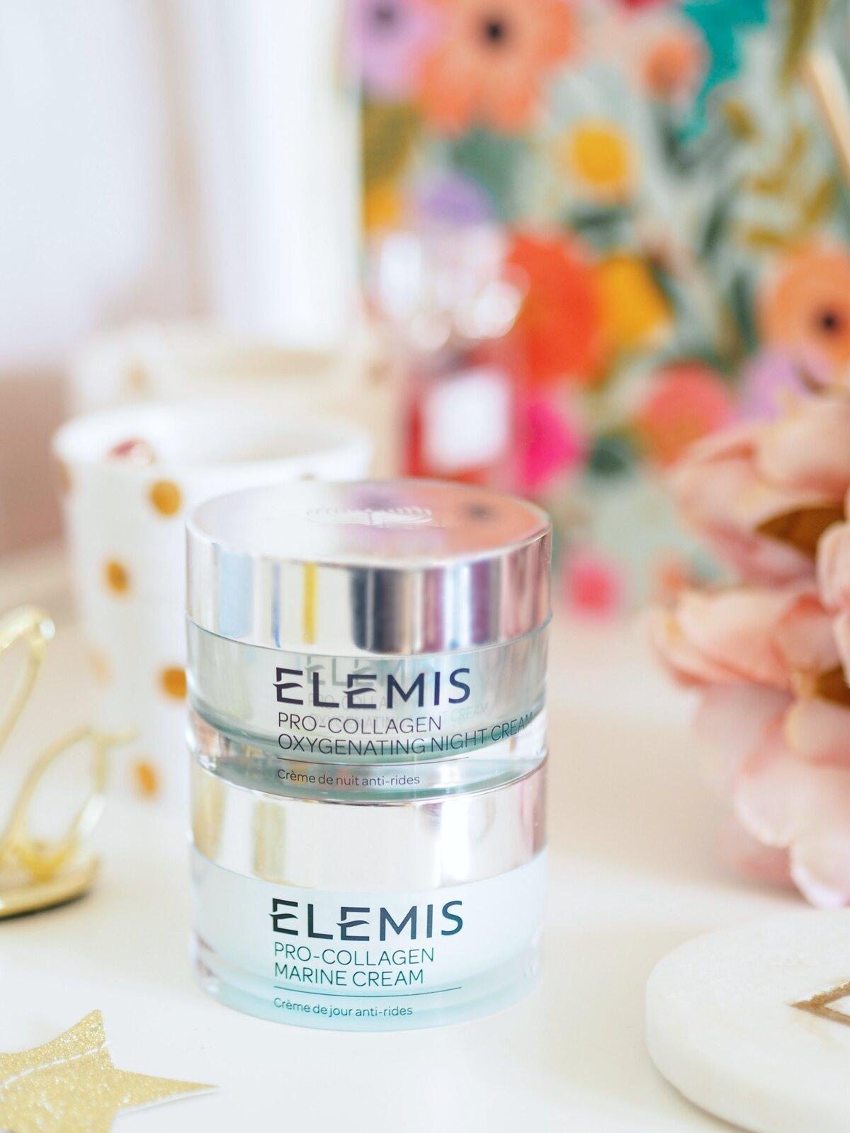 Elemis duo marine cream skincare