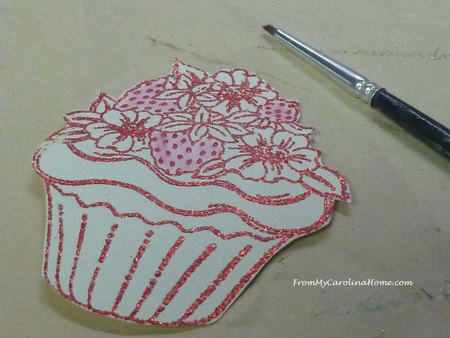 May Stamping Food Theme at FromMyCarolinaHome.com