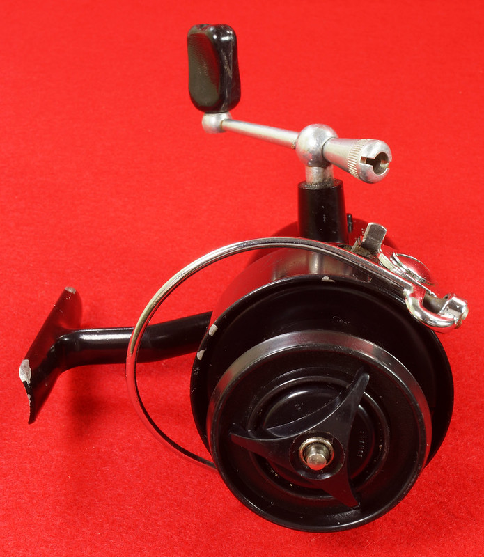 RD17658 Vintage GARCIA MITCHELL 300 Fishing Reel Made in France DSC05728