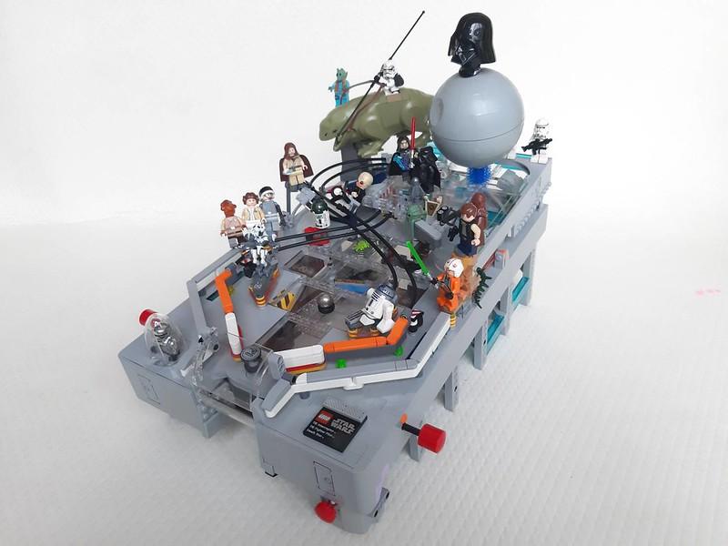 *INSANE* LEGO Pinball Machine!! Please vote at Lego ideas website.