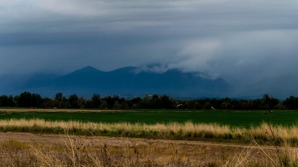 The Flatirons, Boulder CO