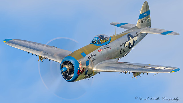 1945 Republic P-47D Thunderbolt N7159Z