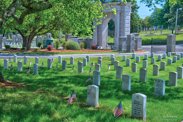 Memorial Day 2020 - Nashville National Cemetery - Madison, Tennessee