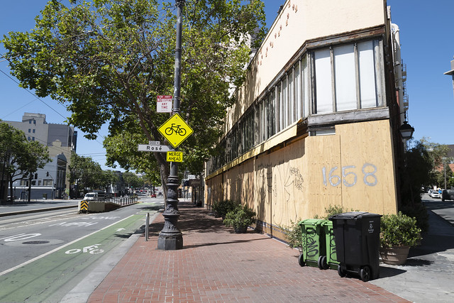 Memorial Day 2020 - San Francisco Under Quarantine