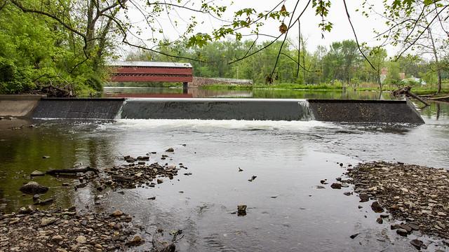 Dam! A Bridge!