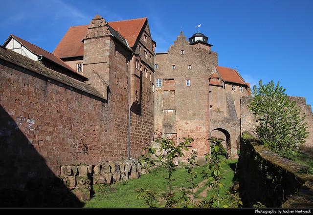 Burg Breuberg, Breuberg, Germany