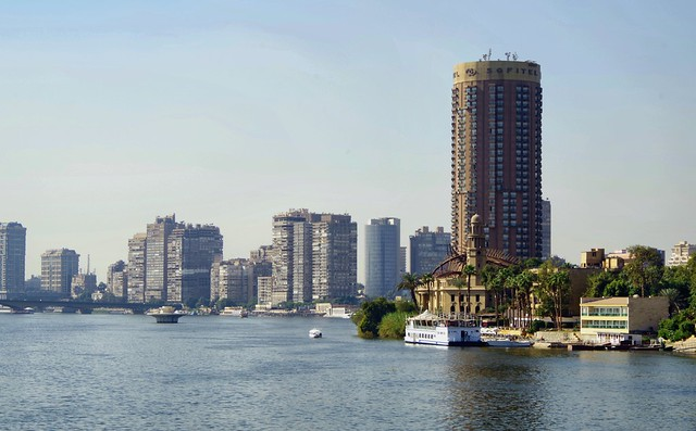 The Nile - Cairo - Egypt