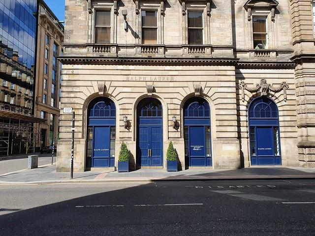 Ralph Lauren, Glasgow