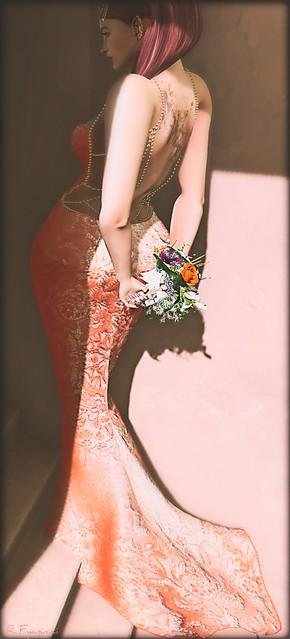 ► ﹌Spring Vera gown...◄﹌