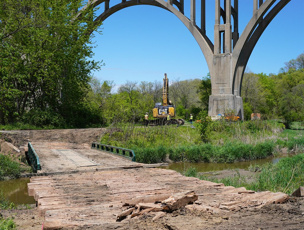 Brecksville Dam Removal