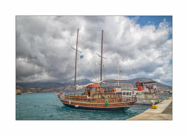 Harbour of Pigadia