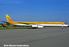 Surinam Airways DC-8-63 N4935C