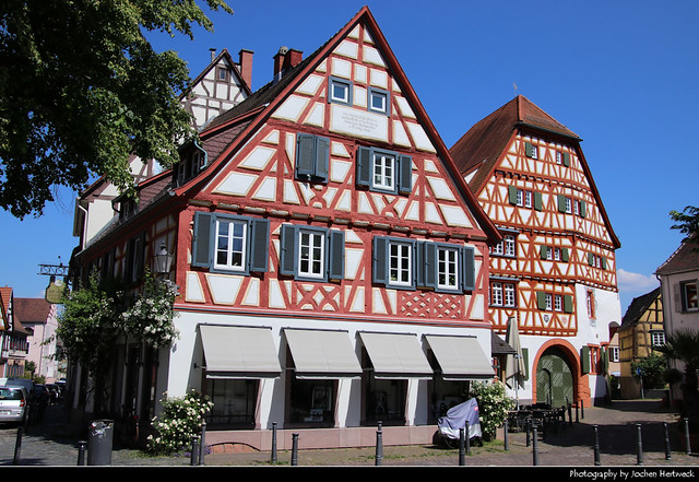 Timberframes, Ladenburg, Germany