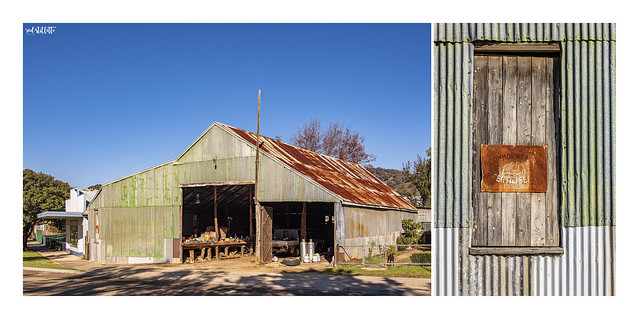 Workers Shed, Swifts Creek